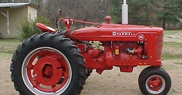 Farmall Letter Series Tractors Farmall Tractors Farmall Tractors