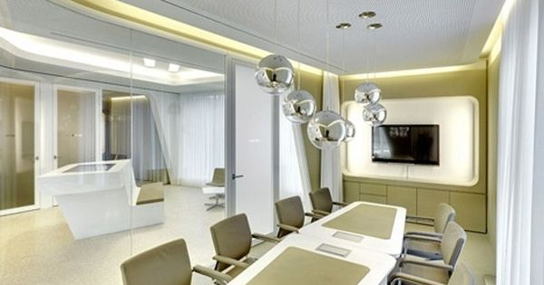 Bank 39 s contemporary conference room modern bank interior for Interior design zurich