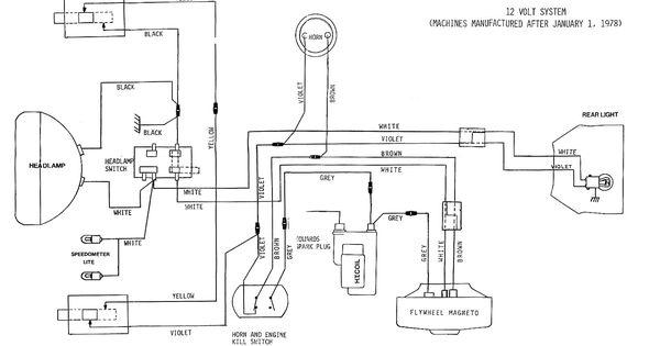 motobecane wiring diagrams