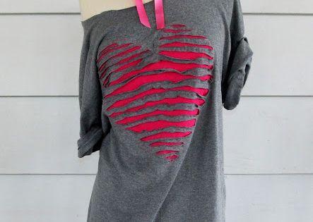 love this tee shirt idea!