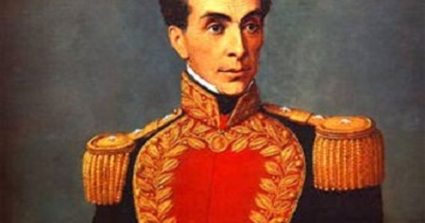Simon Bolivar Was The Man Behind The Independence Of The Latin