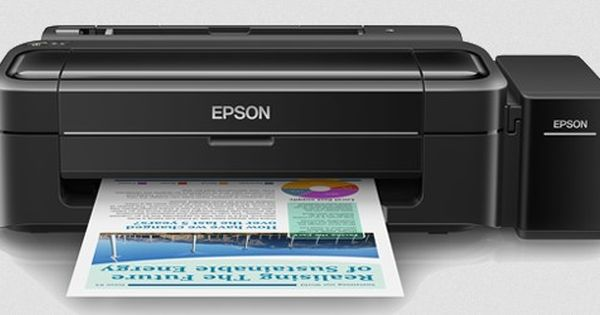 Epson L310 Printer Driver Download Printer Teknologi Tinta