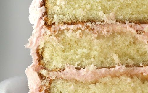 Moist yellow cake recipe and buttercream frosting recipe