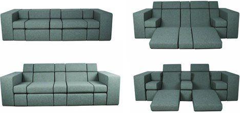 Beyond Sofa Beds 7 Creative New Kinds