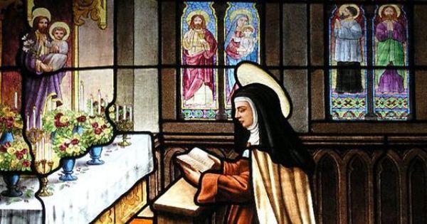St Teresa Of Avila Prayer Catholic Life St Teresa Of Avila Saints And Carmelites The