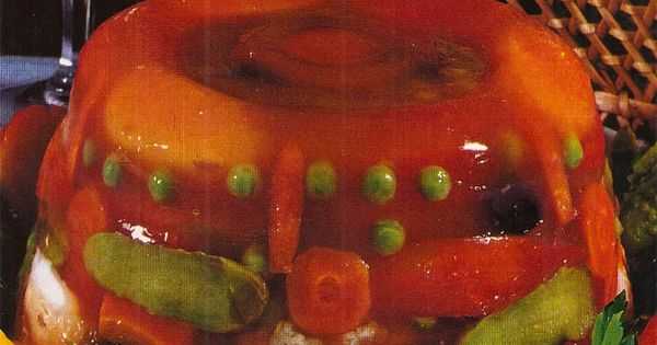 Dick, perfect Vintage jello mold