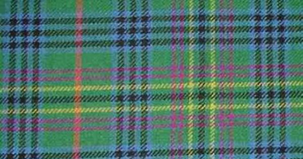 My 1st Kilt Kennedy Ancient Tartan Scottish Kennedy