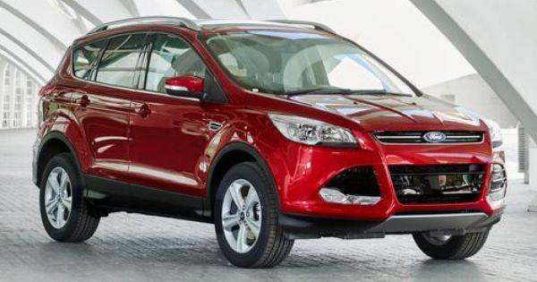 Nuova Ford Nuova Kuga Configuratore E Listino Prezzi Con