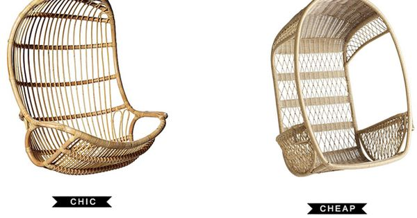 ... Pier One Rattan Swivel Chair By Serena Amp Lily Hanging Rattan Chair  450 Vs Pier 1 ...