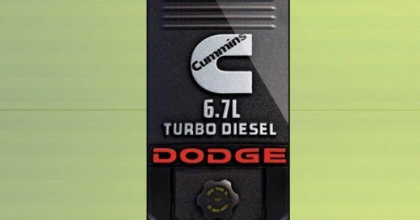 Cummins Diesel Dodge iPhone 4/4S iPhone 5 Galaxy S2/S3/S4 ...