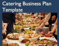 Catering Business Plan Template Catering Business Starting A Catering Business Catering Buffet