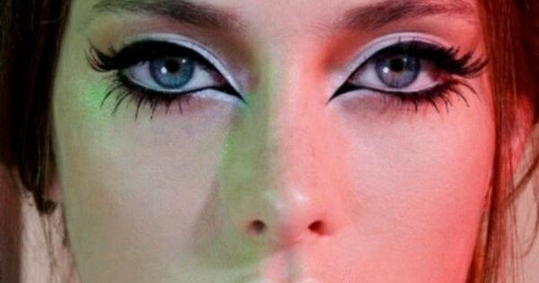 Maquillage ann e 60 70 maquillage forum beaut - Maquillage annee 60 ...