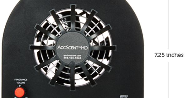 accscent hd fragrance machine
