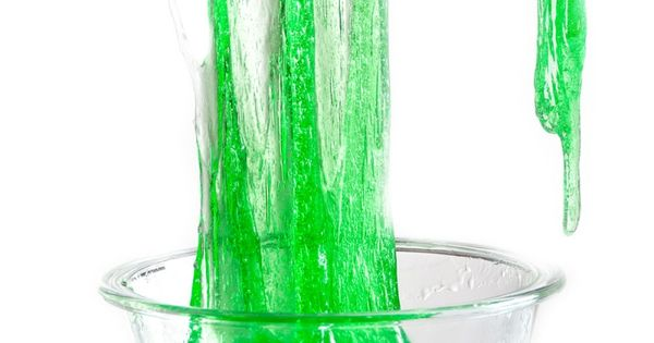 Slime - The Real Recipe | Experiments | Steve Spangler ...