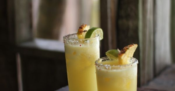 Tequila, Spicy and Cocktails on Pinterest