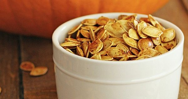 Sweet and Spicy Pumpkin Seeds | Recipe | Spicy