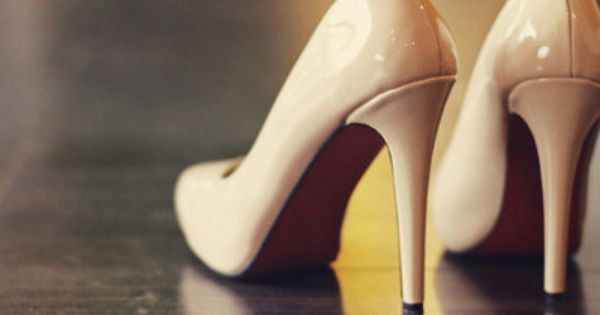 shoes nude fashion style
