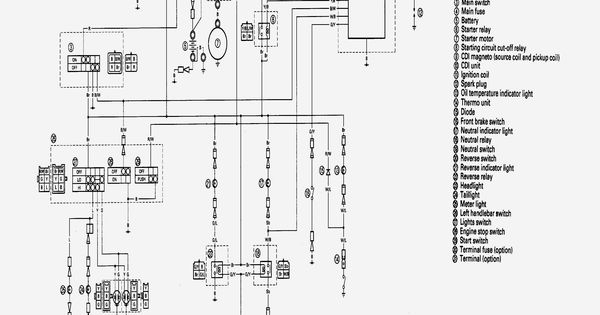Fresh Wiring Diagram Yamaha Aerox Diagrams Digramssample Diagramimages Wiringdiagramsample Wiringdiagram Check More At Https Nos Diagram Kodiak Big Bear