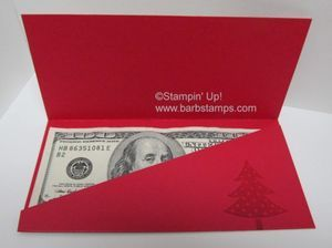 Barb Provides Instructions For Her Oh So Simple Money Holders Gift Cards Money Christmas Money Holder Money Holders Card