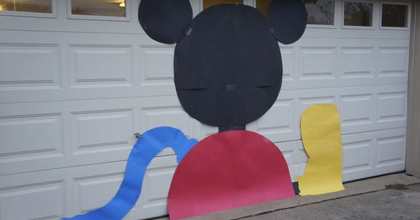"""Photo 4 of 27: Mickey Mouse Clubhouse / Birthday """"G 2nd Birthday"""""""