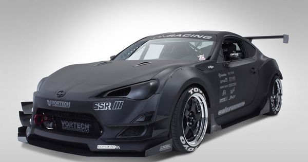 Scion FR S Tuner Challenge Cars for SEMA
