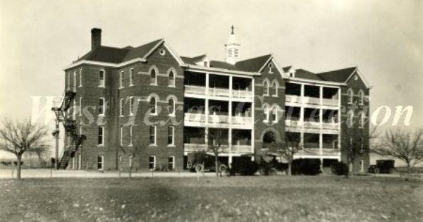 St John S Hospital San Angelo San Hospital