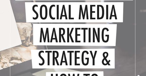 How to create your own Social Media Marketing Strategy