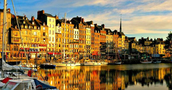 d day tours from honfleur