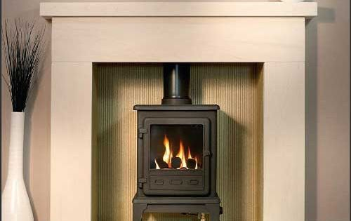 From modern fireplace inserts and high efficiency wood Contemporary wood burning fireplace inserts