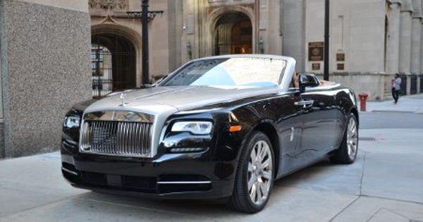 New 2017 Rolls Royce Dawn Chicago Il Rolls Royce Dawn Rolls Royce Super Luxury Cars