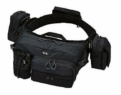 Black Fishing genuine from JAPAN NEW Daiwa Tackle Bag Hip Bag LT C