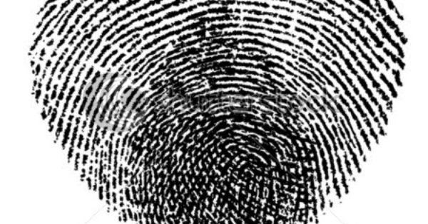 Couple fingerprint heart tattoo idea