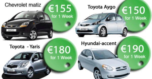 Crete Car Rental Car Toyota Aygo