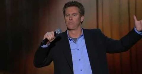Brian Regan I Walked On The Moon Full An Entire Hour Of