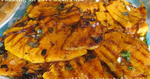 Squashes and Grilled squash on Pinterest