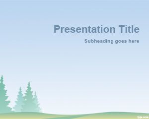 Nature Free Powerpoint Templates Part 2 Powerpoint Background Templates Powerpoint Powerpoint Templates
