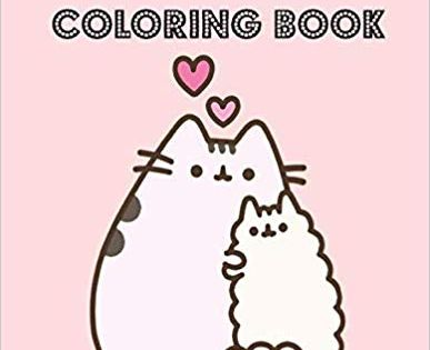 Pusheen Coloring Book Pusheen Coloring Book Amazon Co Uk