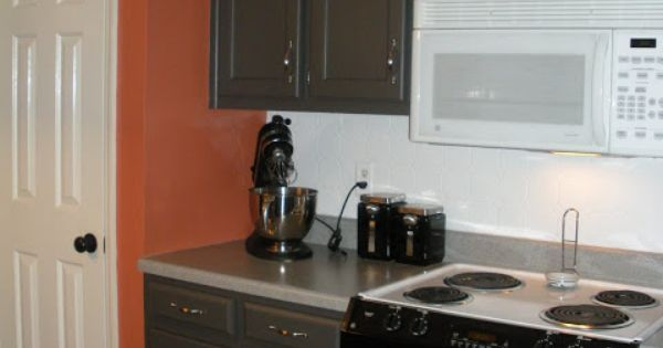 Wall Color Valspar Florentine Clay Cabinet Color