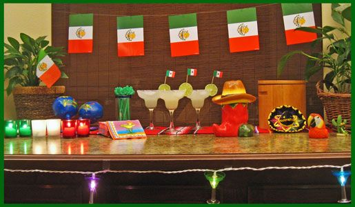 Decorating Ideas For A Mexican Fiesta Themed Party Fiesta Theme