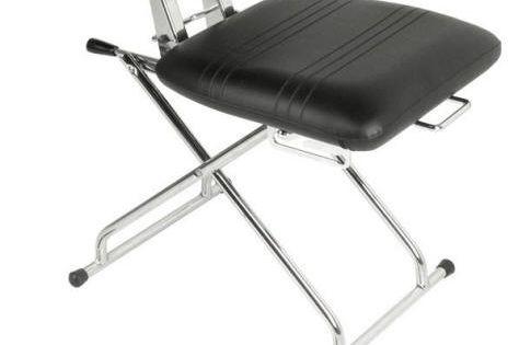 The genie portable hair salon chair for hair stylists who for Portable beauty chair