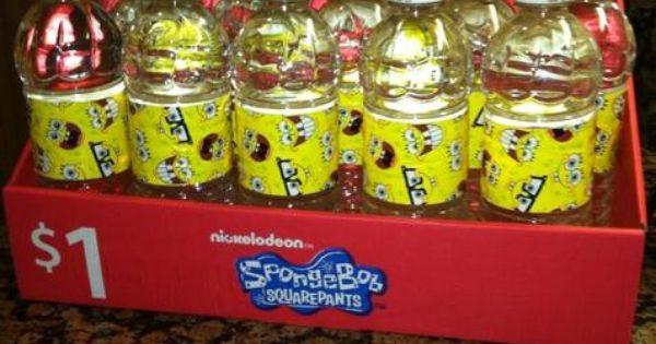 "Photo 2 of 14: Spongebob Square Pants / Birthday ""Justins Spongebob Party"""
