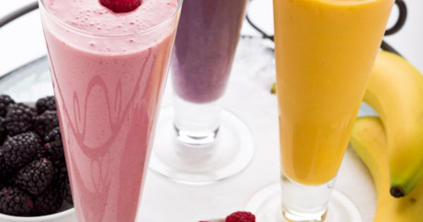 Healthy Smoothie Recipes | Healthy Protein Breakfast Smoothie Recipe — A Food