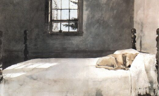 andrew wyeth master bedroom print master bedroom andrew wyeth 1965 watercolor favorite 18042