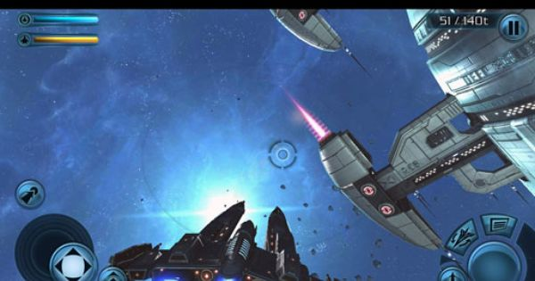 Galaxy On Fire 2 Hd V2 0 1 For Android Games Android Fighting