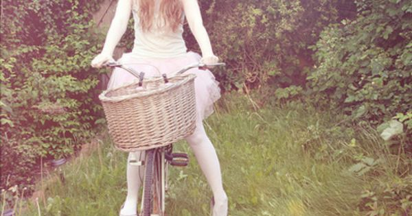 Bicycle Springtime Pictures Style Beautiful Moments