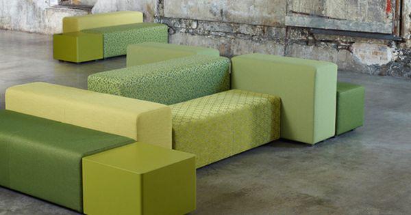 Top Ten Modular Contract Seating, Modular Seating, Keilhauer, Jumble |  00_Research_Elements Yogurt Shoppe | Pinterest | Top ten, Modular lounges  and ...