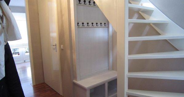 Van kapstokbestellen nl mooi idee voor mijn toekomstige hal diy hout pinterest entry - Idee van interieurontwerp ...