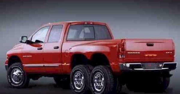dodge ram t-rex 6x6 | Cars and Trucks | Pinterest | Dodge ...