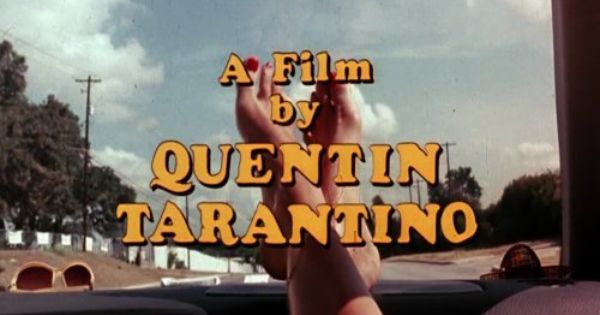An analysis of the quentin tarantinos eccentric movies death proof