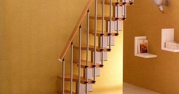 Exciting small spaces with staircase design ideas appealing stairs for small houses in others - Stairs in a small space model ...